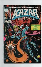 Ka-Zar the Savage #34 FN- 1984