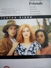 Friends. Kerry Fox, Elaine Proctor VHS RARE