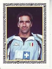 FOOTBALL carte joueur MICHEL ANGELO RAMPULLA équipe JUVENTUS TURIN