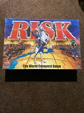 RISK - THE WORLD CONQUEST GAME - good condition