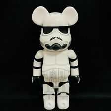 Bearbrick 400% Star Wars STORMTROOPER Be@rbrick starwars 2011 STUSSY japan LTD