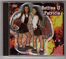 (GL531) Bettina & Patricia, Jung und Frech - CD