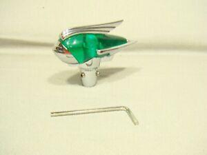 Green antenna topper bullet antenna topper Green antenna topper green topper