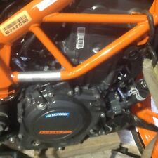 2017 KTM 390 duke engine motor 185 miles! Rc 390 video