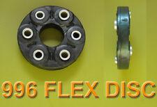 Flex disc guibo porsche 911 996 carrera 4 4s c4s  turbo drive shaft disc