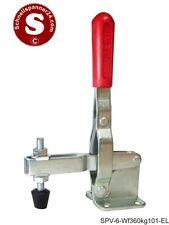 Senkrechtspanner / Schnellspanner vertikal - Haltekraft: 360 kg