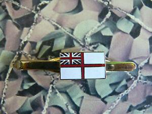 Royal Navy Ensign Tie Clip /Bar / Slide RN Version 1