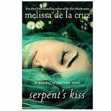 Serpent's Kiss: A Witches of East End Novel-ExLibrary