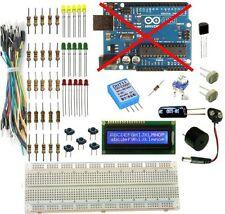Arduino1602 LCD LM35 Temperature Humidity Light Tilt Sensor Kit Without Arduino
