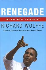 Renegade: The Making of a President by Richard Wolffe - BRAND NEW Barack Obama