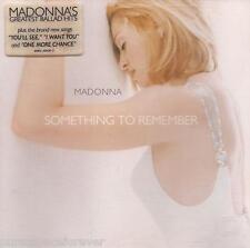 MADONNA - Something To Remember (EU/UK 14 Trk CD Album)