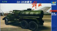 A tromba - Cinese LKW Jiefang CA-30 Camion cisterna Fuel camion 1:72 kit kit