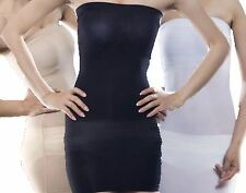 TUBE DRESS BODY SHAPER UNDERWEAR SMOOTHING STRAPLESS SLIMMING BODYSHAPER CONTROL