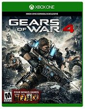 Gears of War 4 - Xbox One 2016 cool game edition Standard, Enjoy two-player