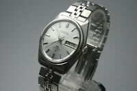 Vintage 1969 JAPAN SEIKO LORD MATIC WEEKDATER 5606-7000 23Jewels Automatic.