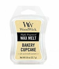 WoodWick Scented Mini Hourglass Wax Melt Various Fragrances Bakery Cupcake 57251