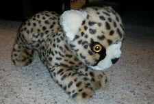 Vtg Applause 1988 Bravo Anima Korea plush Leopard cheetah cat #AAA