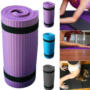 Yoga Knee Pad Cushion Soft Thick Gym Fitness Exercise Yoga Pilates  60*25*1.5cm