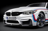orig. BMW M Performance Frontaufsatz Carbon Set M3 F80 M4 F82 F83