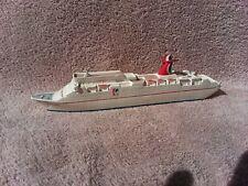 Vintage Carnival TROPICALE cruise line  ship model