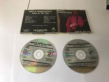 Bruce Springsteen – Saint In The City :Swingin' Pig TSP 048-2 RARE 2 CD MINT