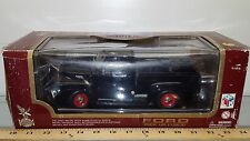 1/18 YATMING/ROAD LEGENDS 1953 FORD PICK UP TRUCK BLACK gd