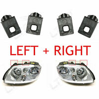 LEFT AND RIGHT HEADLAMP HEADLIGHT BRACKET TAB REPAIR KIT VW CADDY TOURAN MK3