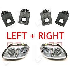 LEFT AND RIGHT HEADLAMP HEADLIGHT BRACKET TAB REPAIR KIT VW CADDY TOURAN MK3