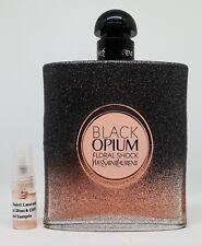 YSL Yves Saint Laurent Black Opium Floral Shock EDP 2ml Sample FREE P&P