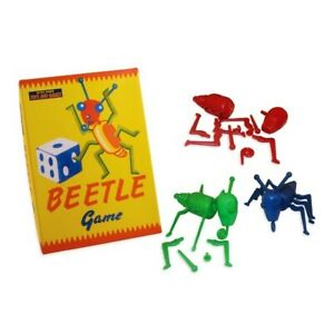 """CLASSIC """"BEETLE"""" GAME BASED ON 1950s DESIGN"""
