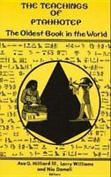 The Teachings of Ptahhotep: The Oldest Book in the World, , , Good, 2012-01-18,