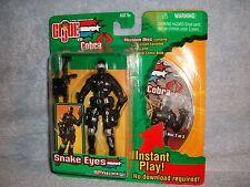 SNAKE EYES GI Joe vs Cobra Spy Troops Mission Disc #2 Instant Play PC Game New