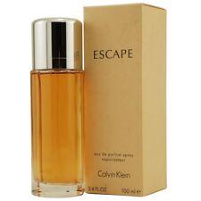 CK ESCAPE * Calvin Klein 3.4 oz / 100 ml Eau De Parfum EDP Women Perfume Spray