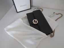 GUCCI LUXURY Tasche Small Chain Tasche Taschen Schultertasche Black Schwarz neu