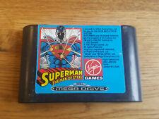 Superman The Man Of Steel für Sega Mega Drive