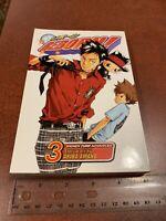 Reborn! Volume 3 English Manga Akira Amano Viz Media FREE SHIPPING