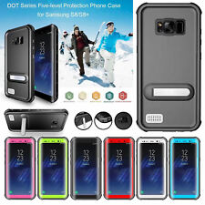 For Samsung Galaxy S8 S9 Plus Waterproof Case IP68 Screen protection shell Cover