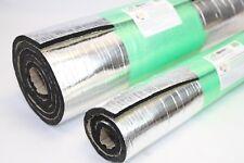 2m GlassMAT™ ZR 30mm Sticky Back Foil Faced Camper Van Heat Sound Insulation