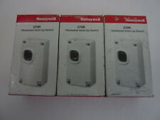 New listing Lot of 3 New - Honeywell 270R Holdup Switch Hardwired Hold-Up