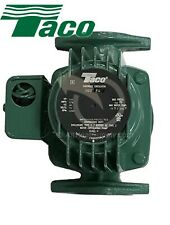 Taco 0011 F4 18 Hp Cast Iron Cartridge Circulating Pump