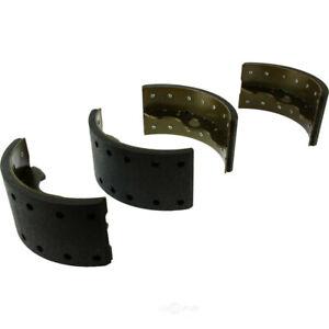Rr Premium Brake Shoes Centric Parts 112.06850