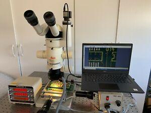 Leica MZ9.5  Video measuring Microscope  System