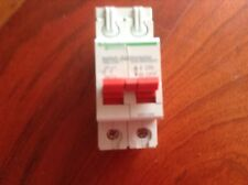 SQUARE D 100 AMP DOUBLE POLE MAIN SWITCH DISCONNECTOR SCHNEIDER 100A SQO1100M