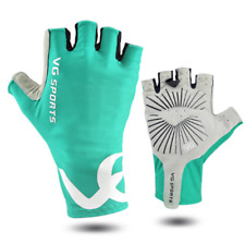 VG sports cycling gloves half finger gel pad Anti-slip riding gloves mens womens