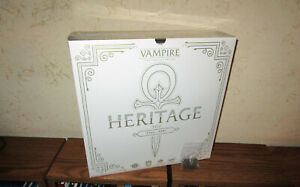Nice Game Publishing- Vampire: The Masquerade Heritage Kickstarter Edition