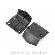 Hot Bodies Skid Plate Set F/R For D413 - HBS112775