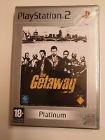 The Getaway Platinum Version - PS2 Francais Edition [New & Sealed]