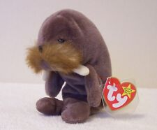 "Ty Beanie Babies Collection ""Jolly"" Walrus"