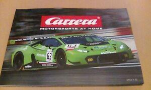 Carrera 2016 Slot Car Catalog USA edition