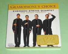 The Haydn Project by Emerson String Quartet Grammophon 2 CD Set + Bonus CD